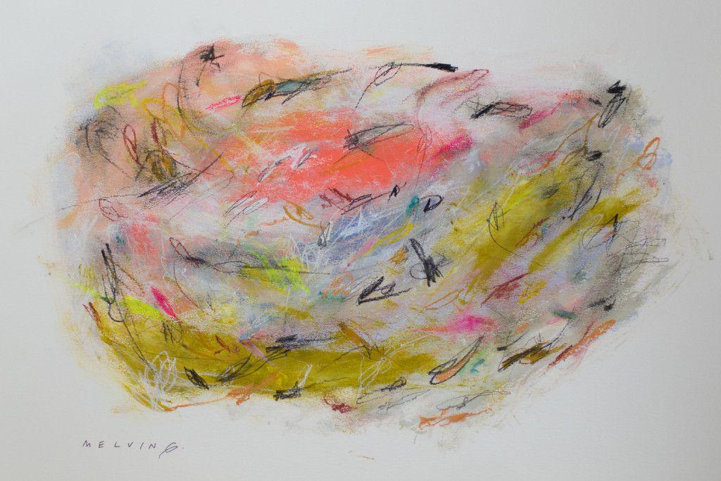 Artist Spotlight Series: Melvin G.   The English Room