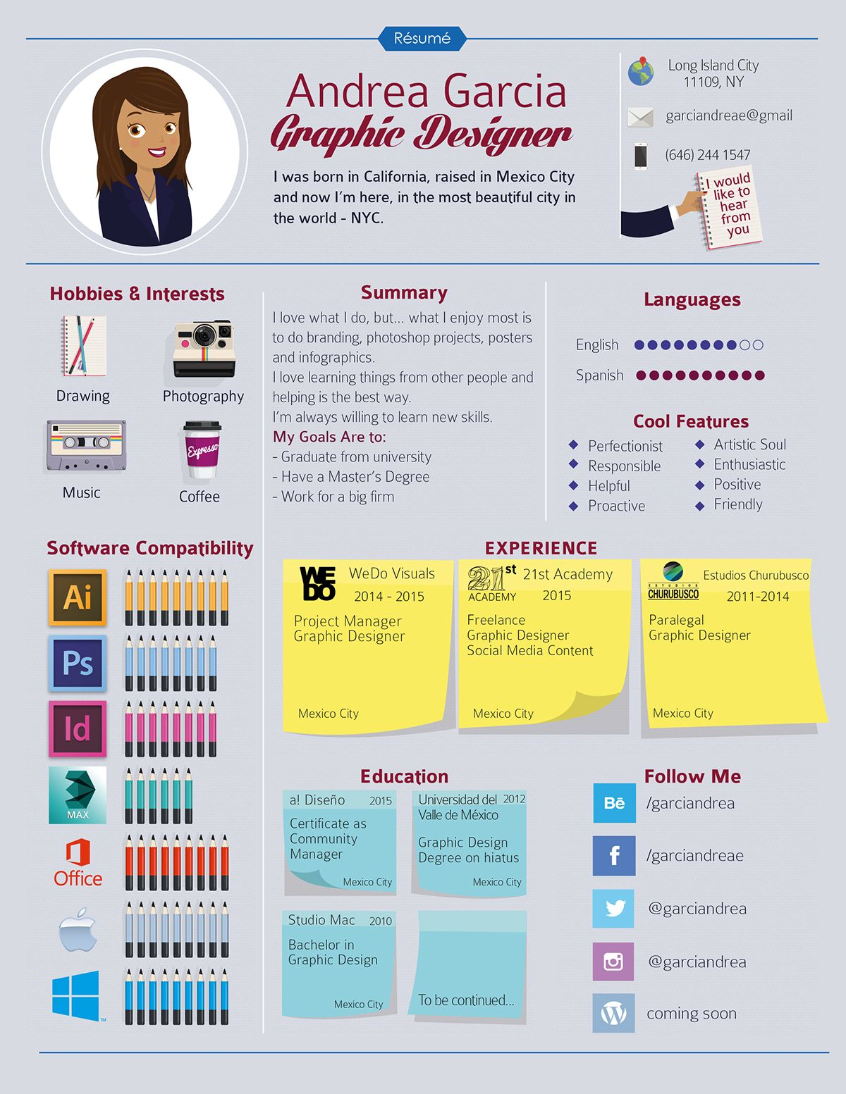 My Resume Cv On Behance Modele De Cv Creatif Design Cv Creatif Modele Cv