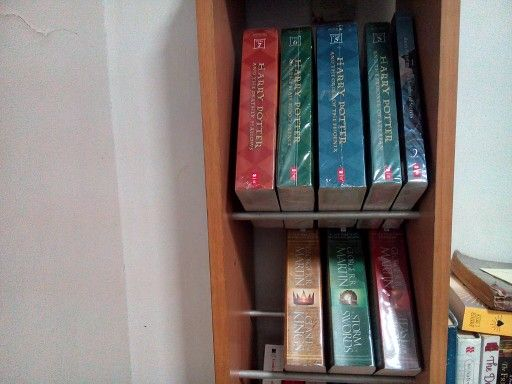 Harry Potter & Game of Thrones