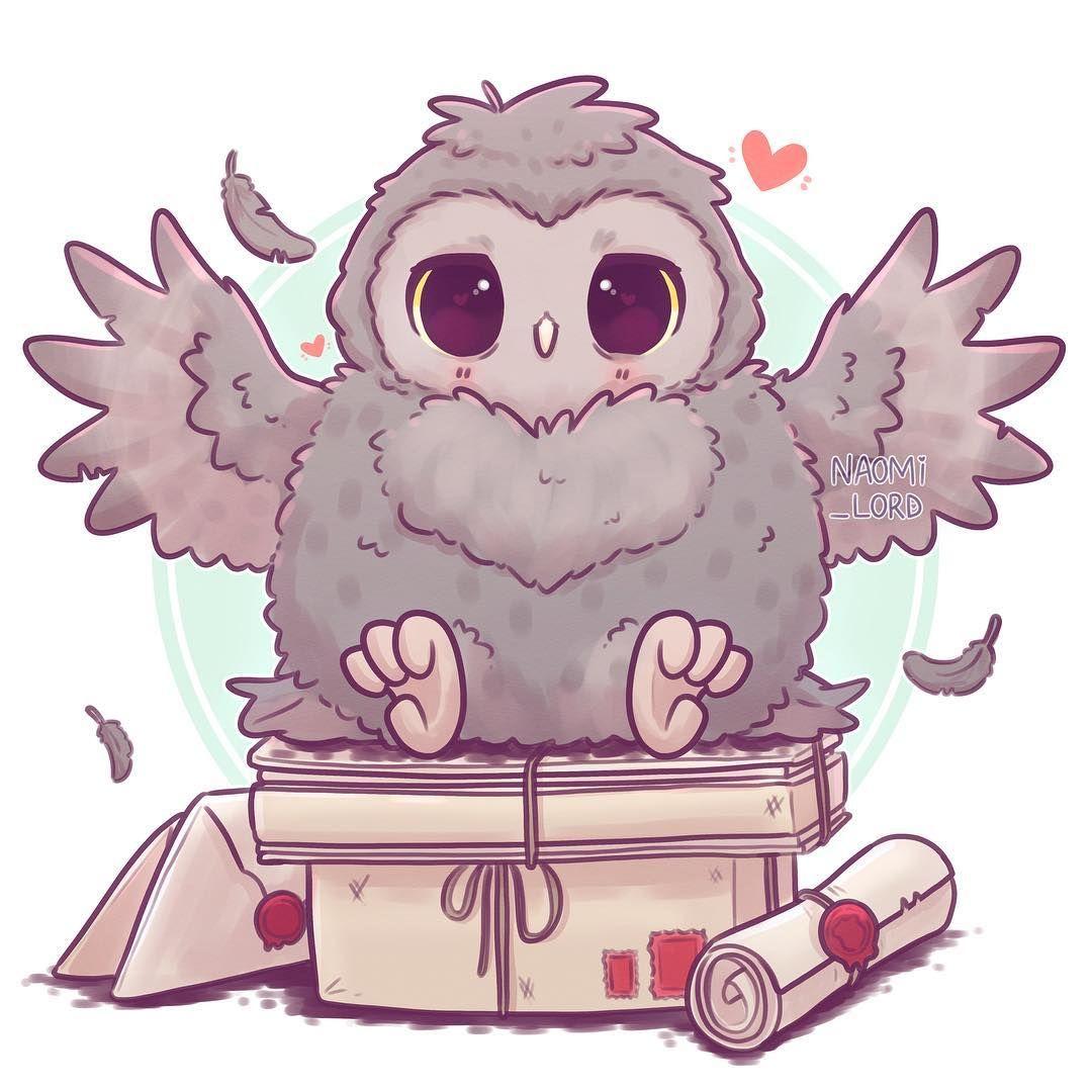 Errol! The slightly useless post owl! Should I draw a