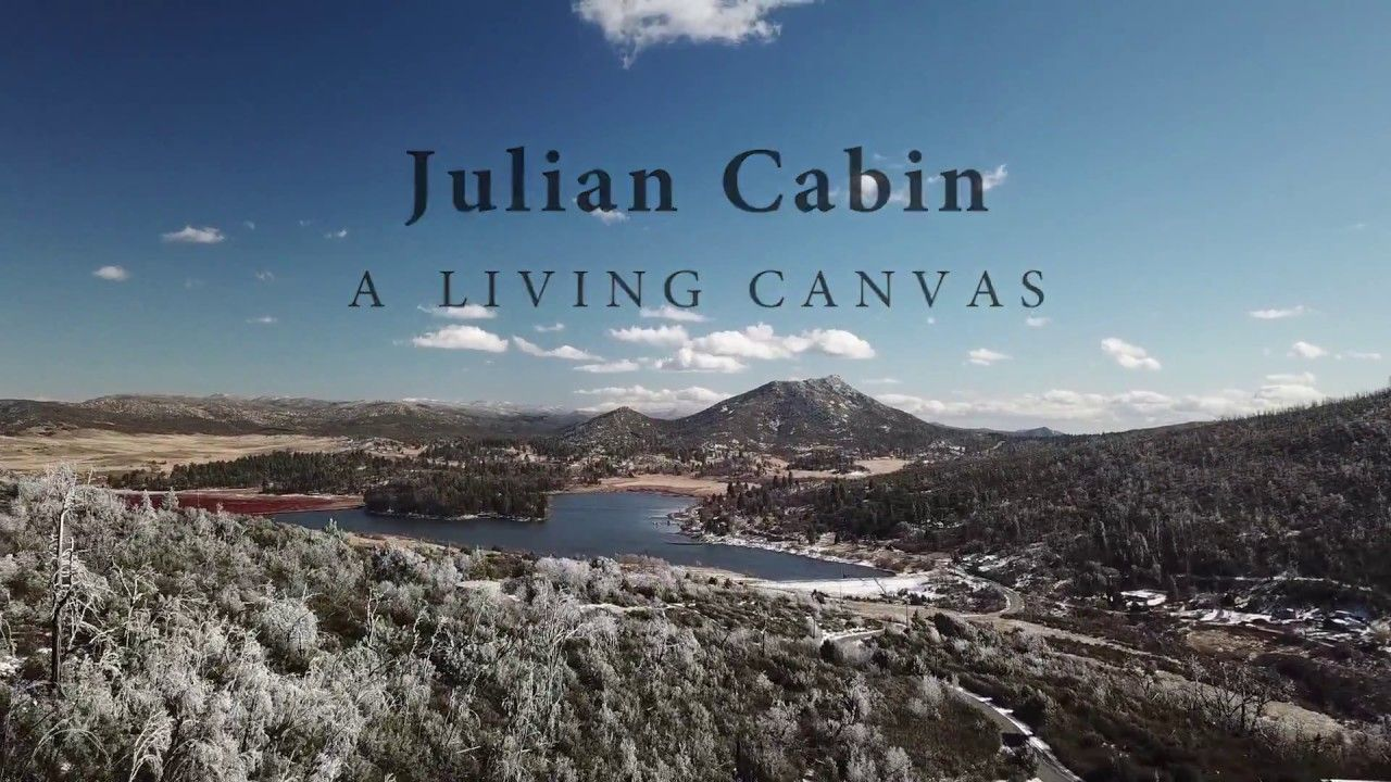 A Living Canvas Lake Cuyamaca Cabin Reserve Your Stay In Julian Or Lake Cuyamaca Today At Https Www Juliancabin Com Or Https Beautiful Vacations Lake Cabin