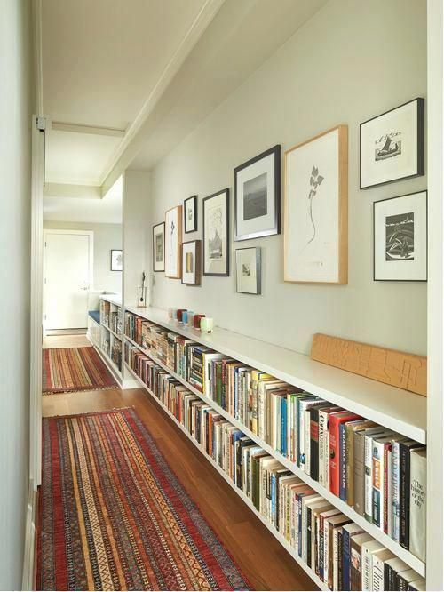 Wonderful small hallway ideas transitional light wood floor photo in with white walls narrow decorating narrowhallwaydecorating also rh pinterest