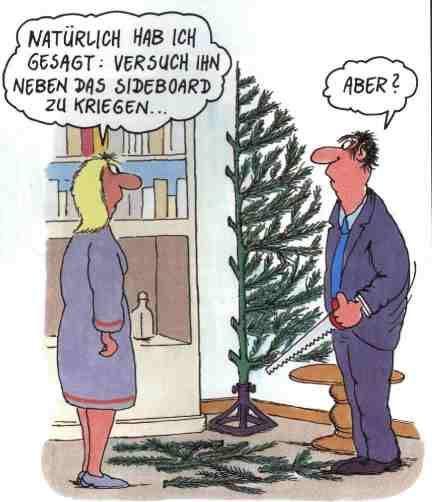 weihnachtsbaum  lustige weihnachtsbilder humor bilder