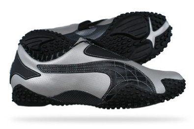 ec97166d82b7 New Puma Mostro Metallic Womens sneakers - Silver