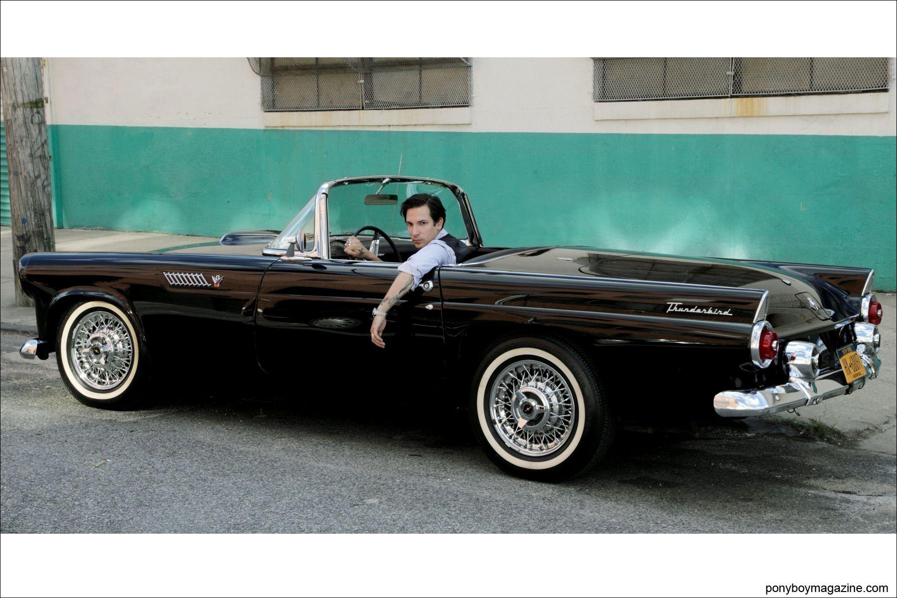Ryan Matthew Cohn Oddities Star Matthews Oddities Ryan