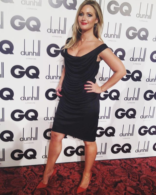 Hayley McQueen lbd | Hayley mcqueen, Gq awards, Sky sports ...