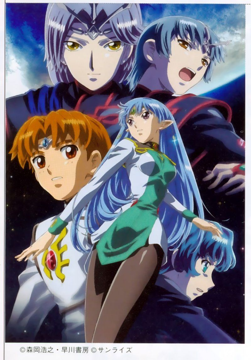 BUY NEW banner of the stars 24457 Premium Anime Print