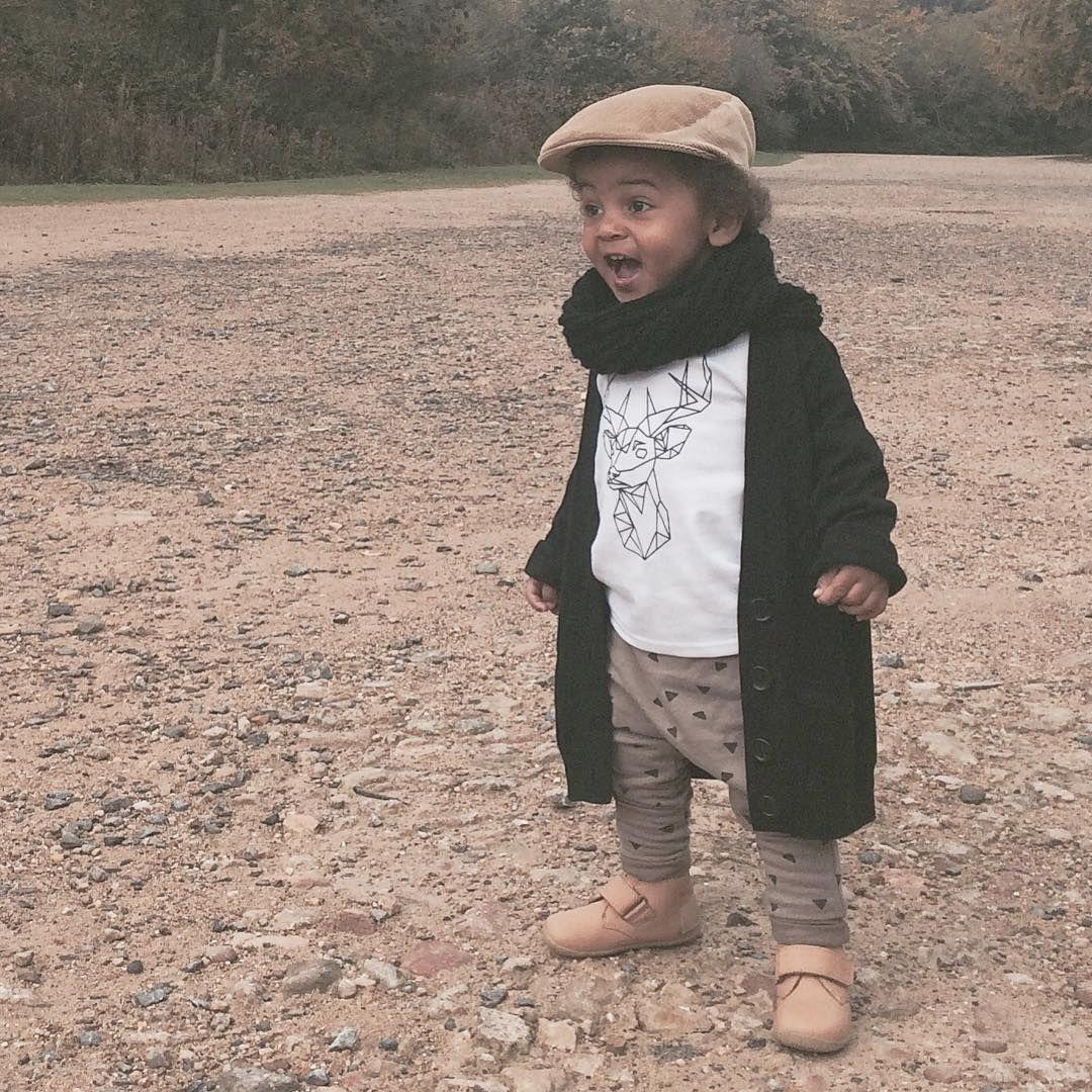 Henry in Fall 15 Benjamin cap. #jrbabyhatter #babyhat