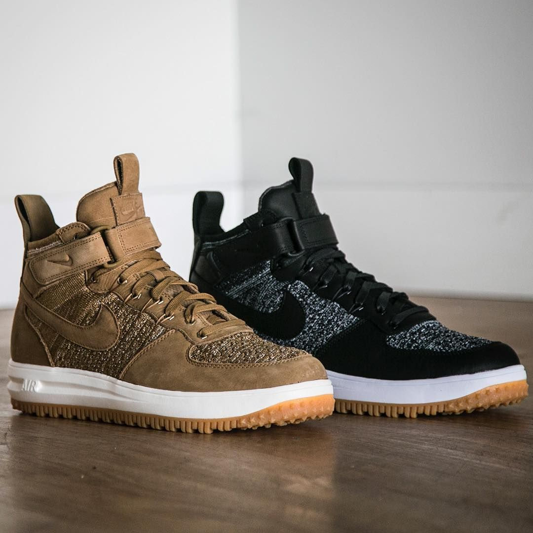 Nike Lunar Force 1 Flyknit Workboot drops tomorrow 11/3 at JimmyJazz.com