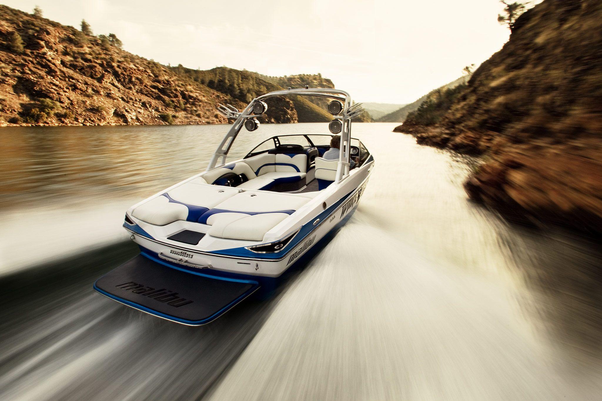 Malibu Wakesetter VLX Boat, Wakeboarding, Wakeboard boats
