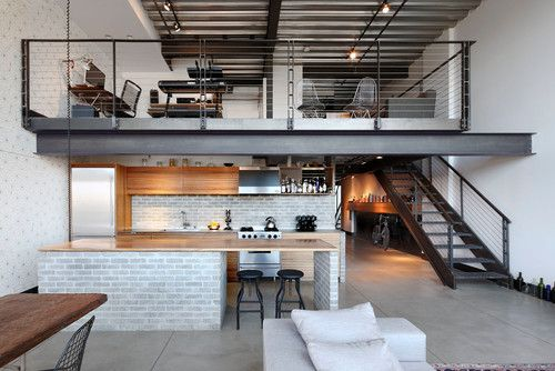 Georgianadesign capitol hill loft seattle shed for Muebles capitol