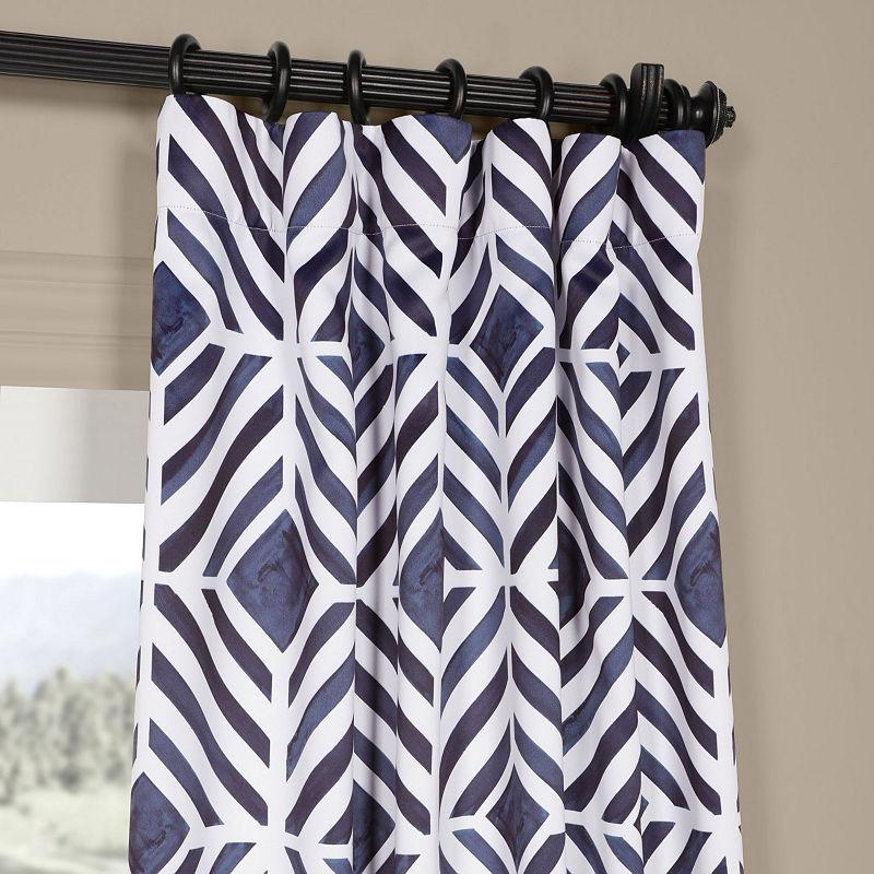 Exclusive Fabrics Furnishing Palisade Blackout Rod Pocket Back