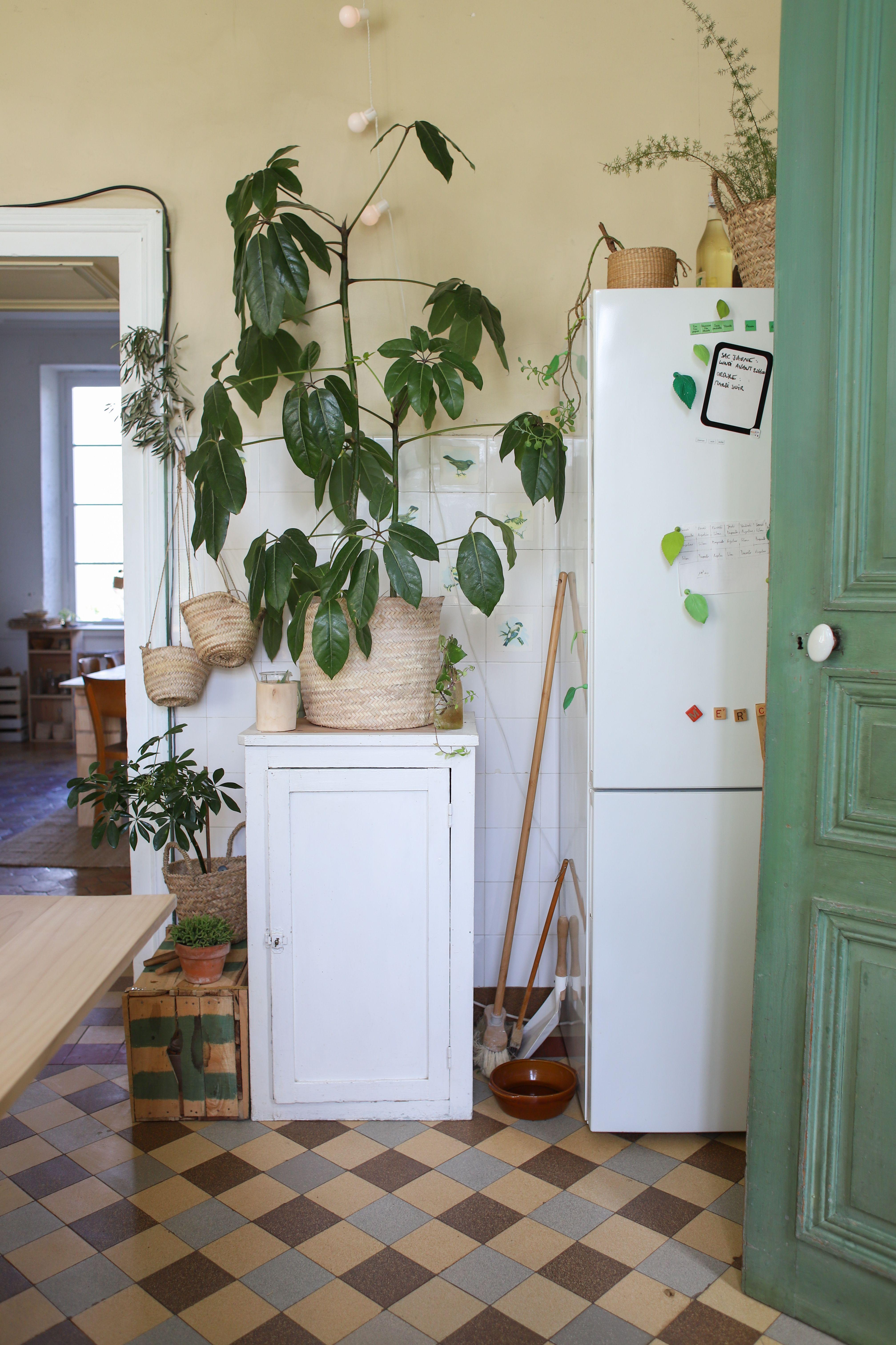 Inspiration déco : cuisine vintage en 15  Déco maison, Deco