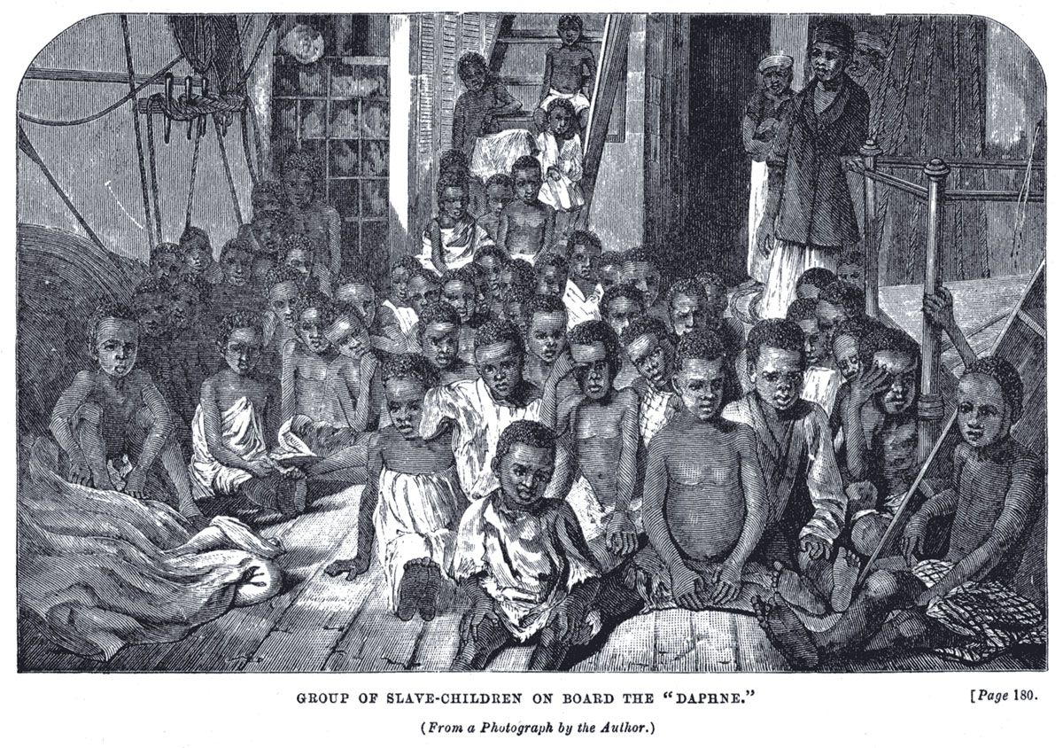 Between And About 12 Million Africans Were