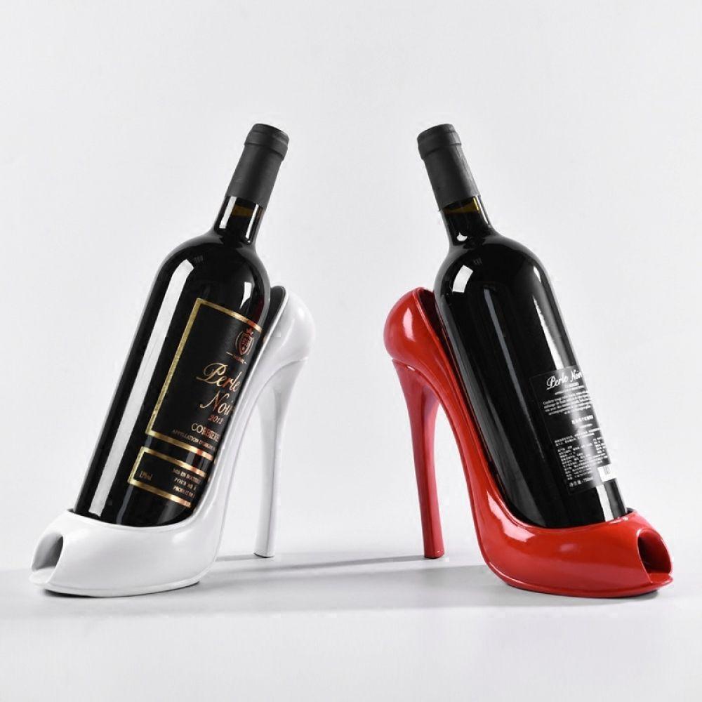 Creative High Heel Shoe Shaped Wine Bottle Holders In 2019