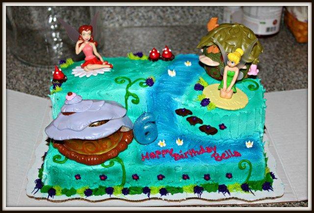 e8d3fb80a84 32+ Best Image of Little Mermaid Birthday Cake Walmart . Little Mermaid Birthday  Cake Walmart