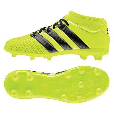 buy online f251b 2134a adidas ACE 16.3 Primemesh FG J - Gr. 28,0 - Kinder Fussballschuhe - AQ3444