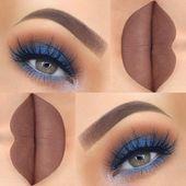 Photo of #Eyes #Beautiful #blue #Ideas #pro #Beautiful beautiful makeup ideas for blue ones