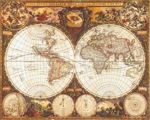 картинки длядекупажа старинные парусники и карты Обсуждение на - copy 3d world map hd wallpaper
