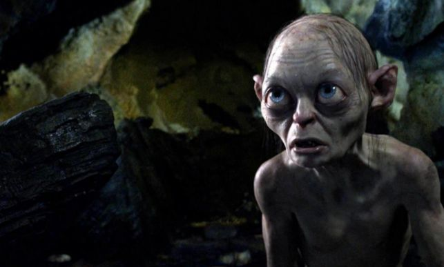 How Does Gollum See in the Dark?