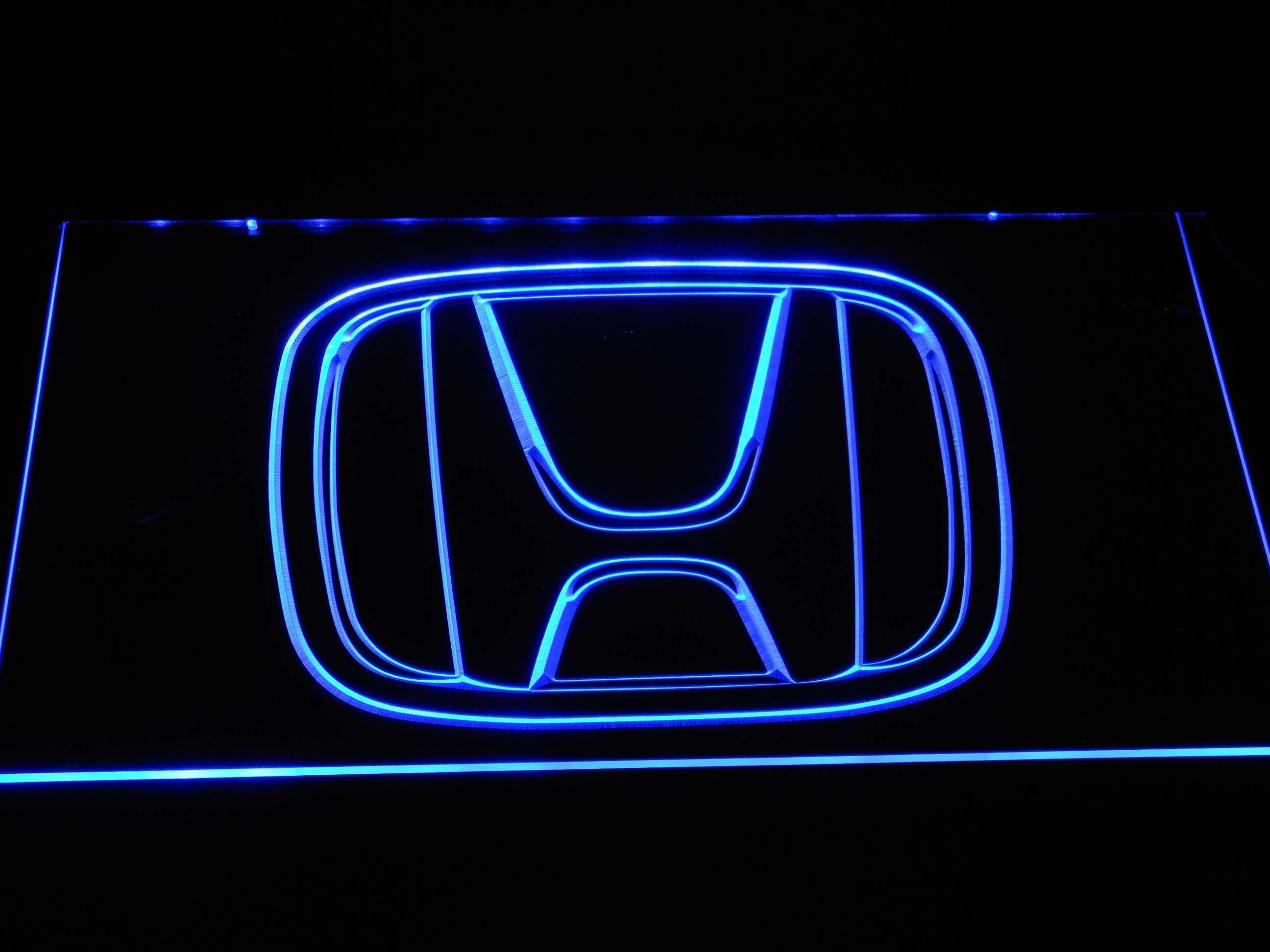 Honda Logo Led Neon Sign In 2019 Led Neon Signs Honda