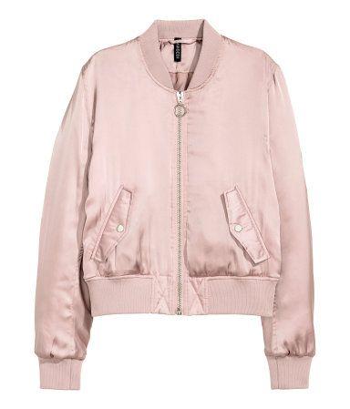 Bomber H&M chaqueta MUJER talla sm de segunda mano por