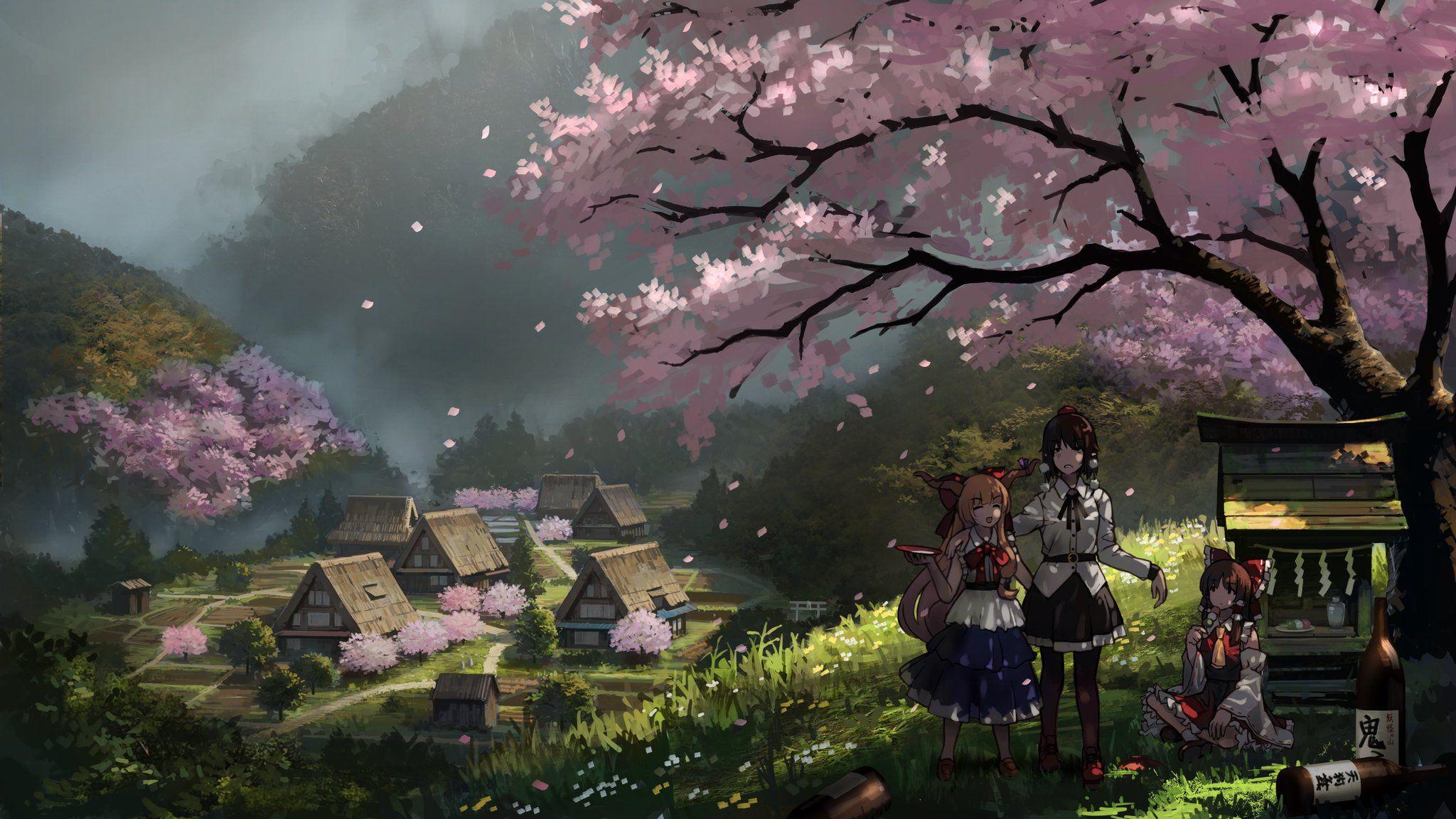 銀髪商會 on twitter anime scenery anime wallpaper amazing art