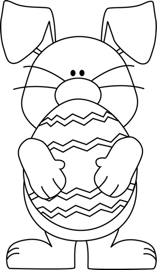 25 Cute Easter Bunny Ideas Crafts Treats More Crazy Little Projects Easter Bunny Colouring Cute Easter Bunny Free Easter Coloring Pages