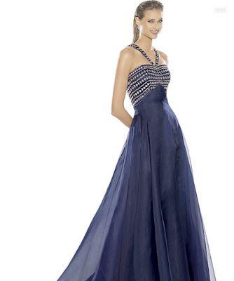 Vestidos de Fiesta Largos - Varios Modelos