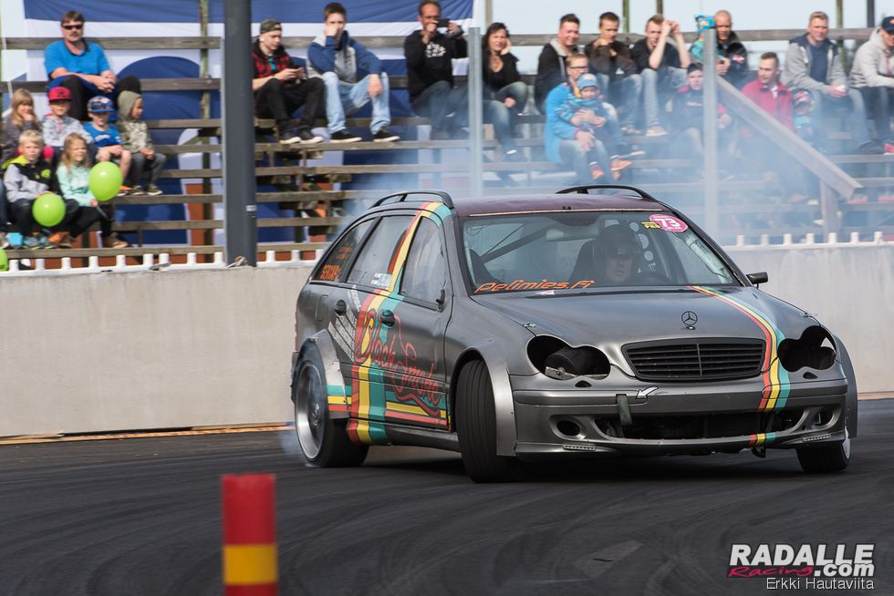 Finnish Drifting Car