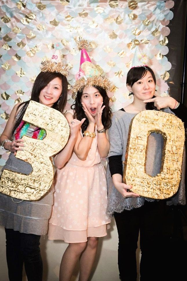 13 Decorations for Your 30th Birthday Party  sc 1 st  Pinterest & 13 Decorations for Your 30th Birthday Party | 30 birthday parties ...