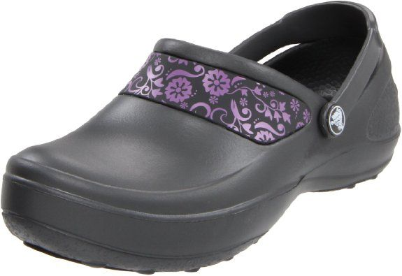 28b0f8763 Amazon.com  crocs Women s Mercy Work Clog  Shoes