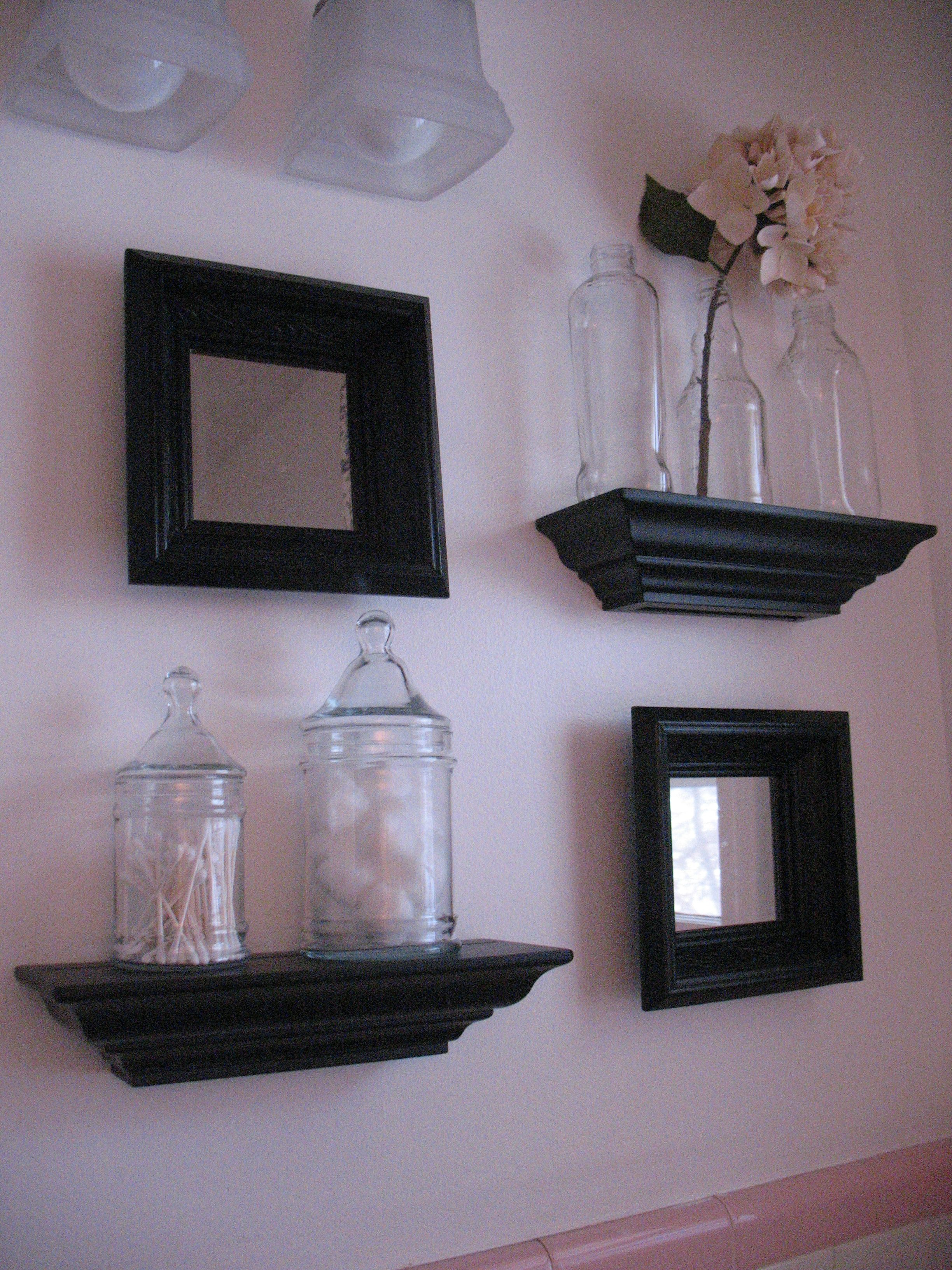 Black And Pink Bathrooms Upstairs Bathroom Beauty The Robinson S Home Sweet