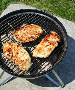 Very Easy Italian Dressing Chicken: Grilled Italian Dressing Chicken ~ Dinner Inspiration