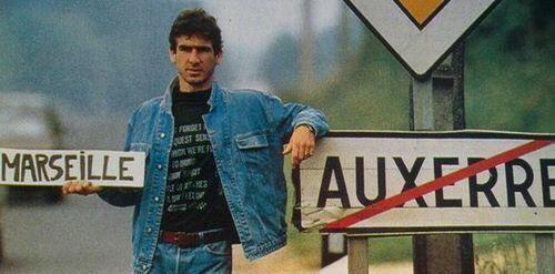 Han avslutade karriären i manchester. Oldfootballphotos On Twitter Eric Cantona Olympique De Marseille Marseille