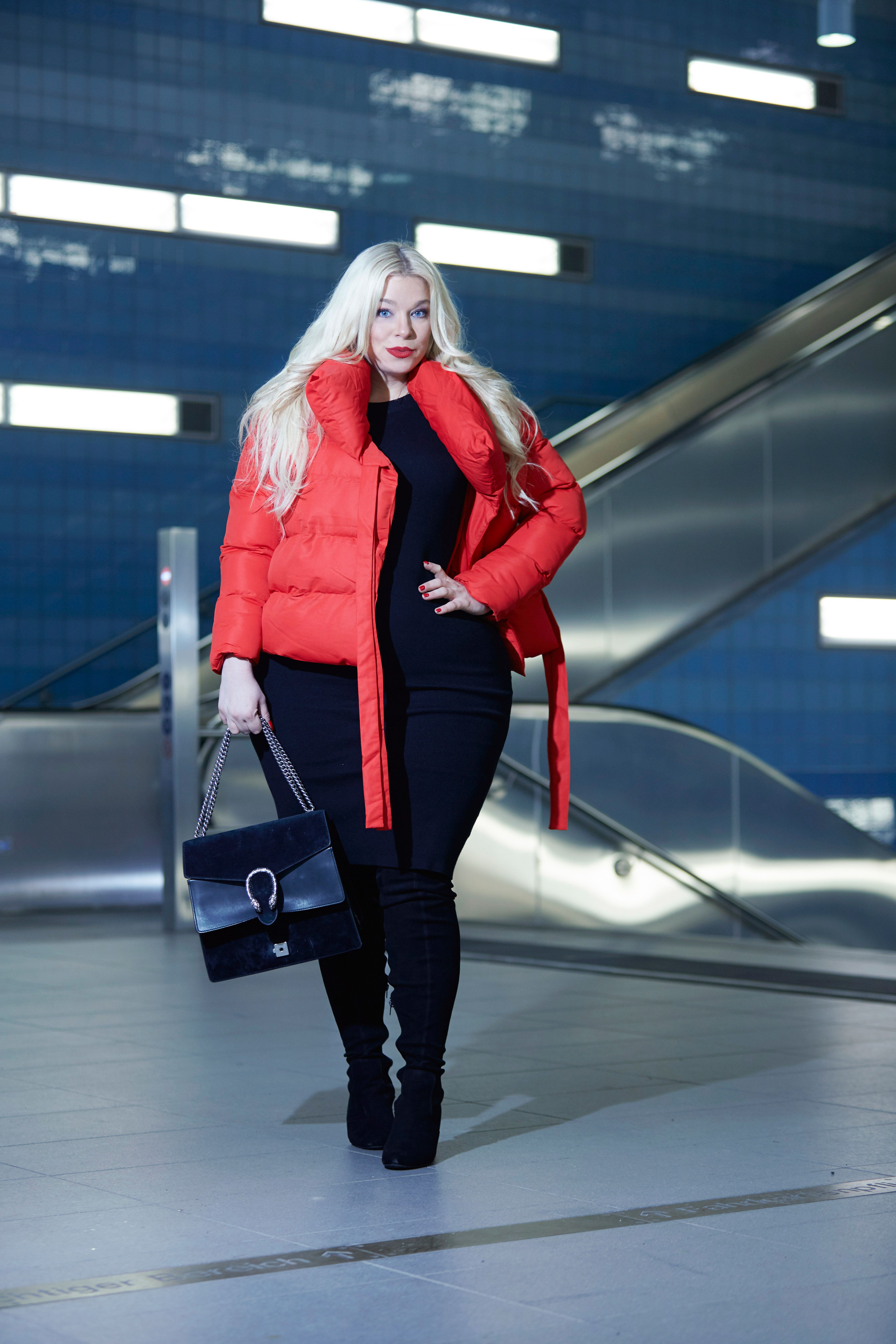 a5700c5d6 Trend-Baramoter Plus-Size : Puffer-Jackets & Statementsleeves ...