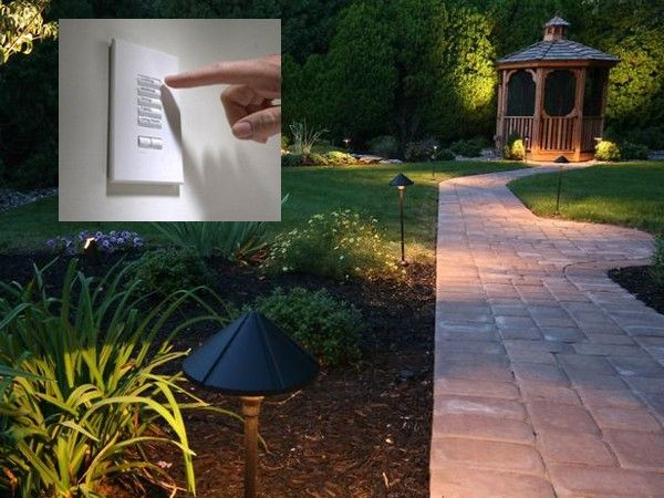 7 Ways To Improve Your Home Lighting Control With Smart Home Automation Eh Network Outdoor Landscape Lighting Solar Lights Garden Outdoor Patio Lights