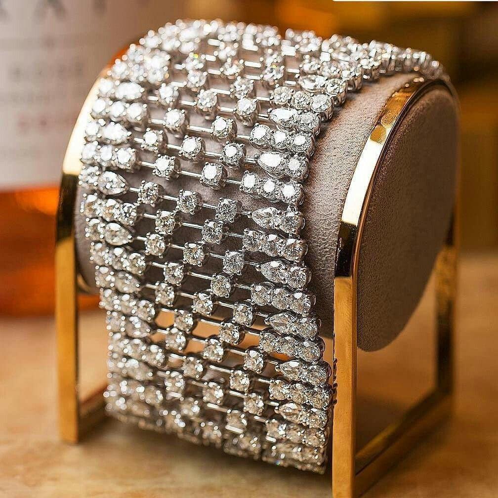 Pin by 은숙 장 on bracelet ubangle pinterest diamond jewel and