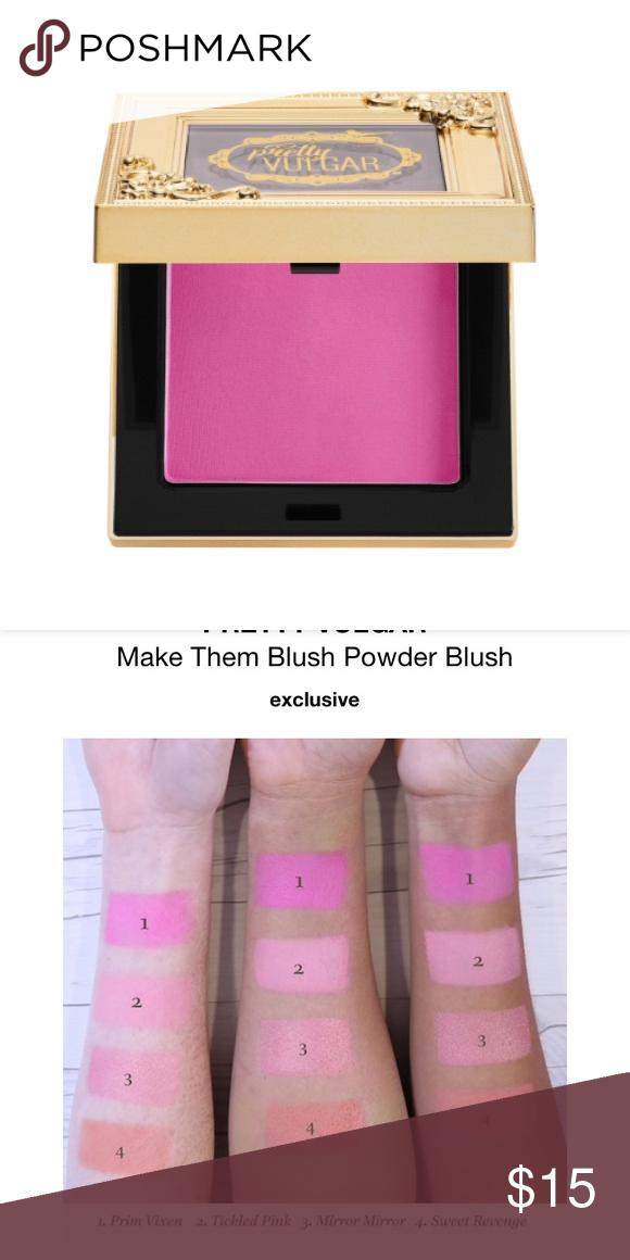 The Powder Room Translucent Setting Powder by pretty vulgar #11