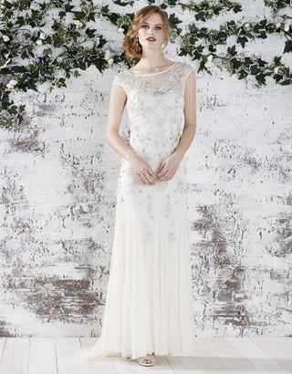 Isabella Bridal Dress Ivory Monsoon