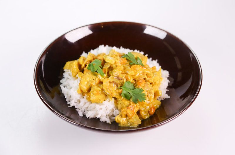 Cashew Chicken Curry Clinton Kelly