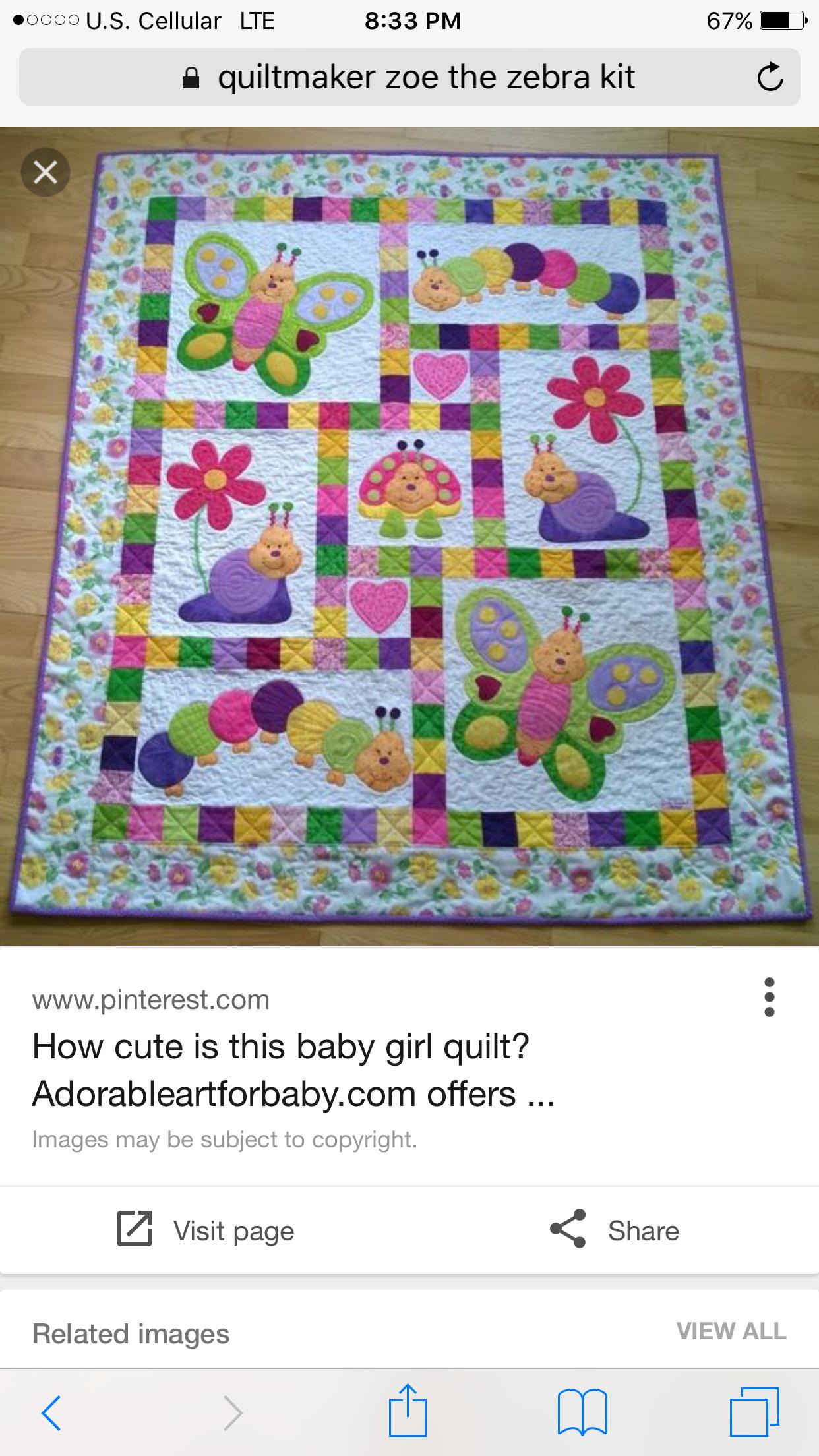 Pin von Shirley Miller auf baby quilt patterns | Pinterest | Babysachen