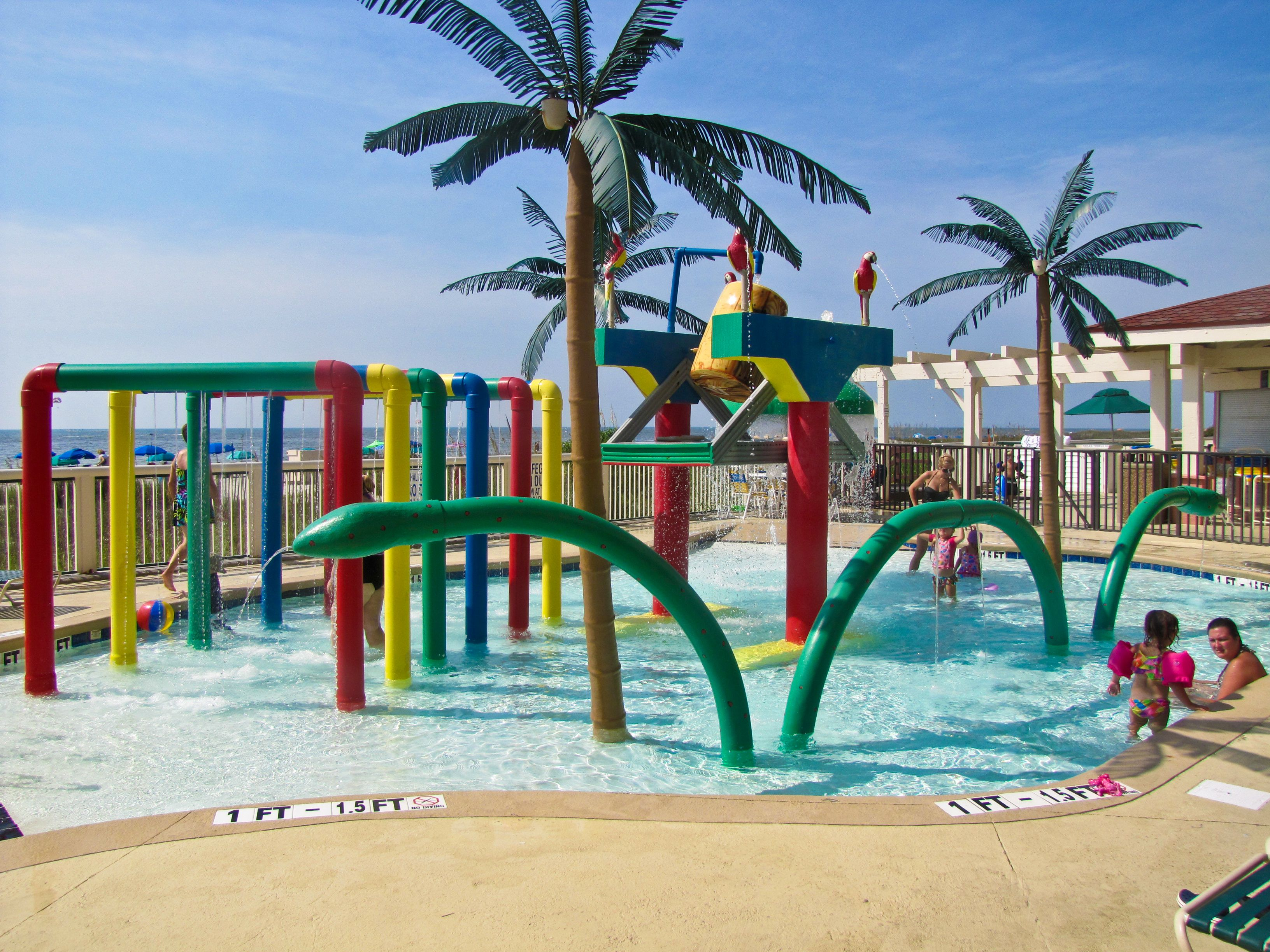 Kids love our play area!