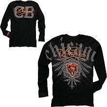 Pro Line Chicago Bears Knighted Gladiator Thermal - NFLShop.com