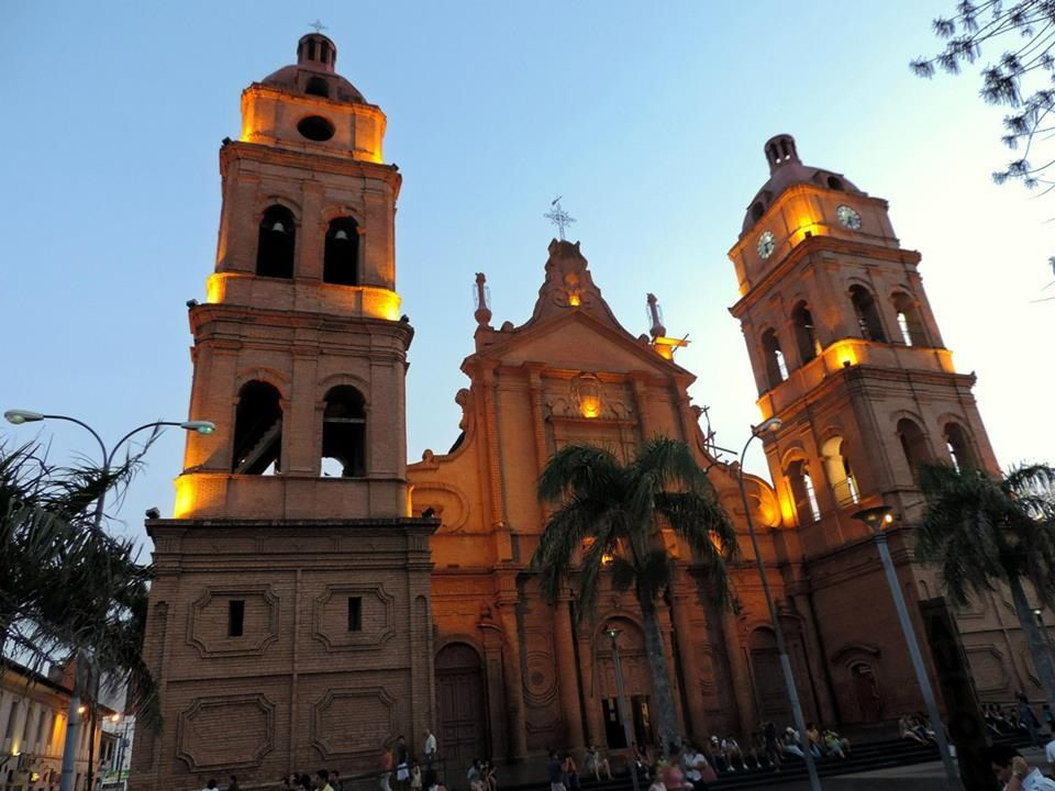 Catedral de Santa Cruz de la Sierra. Bolivia