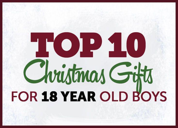 Christmas Gifts 18 Year Old Boys | Christmas Gifts: 18-yr-old Boys ...