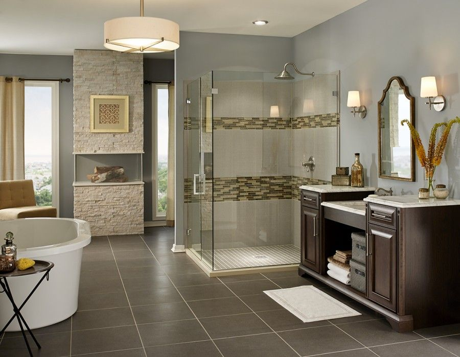 gray and brown bathroom color ideas. Top Gray And Brown Bathroom Color Ideas Paint Colors Can Be  Combined With Tile