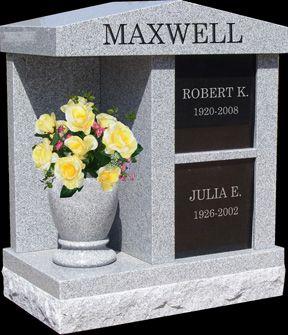 Cremation Monuments And Memorials Tombstone Designs Memorial Benches Columbarium