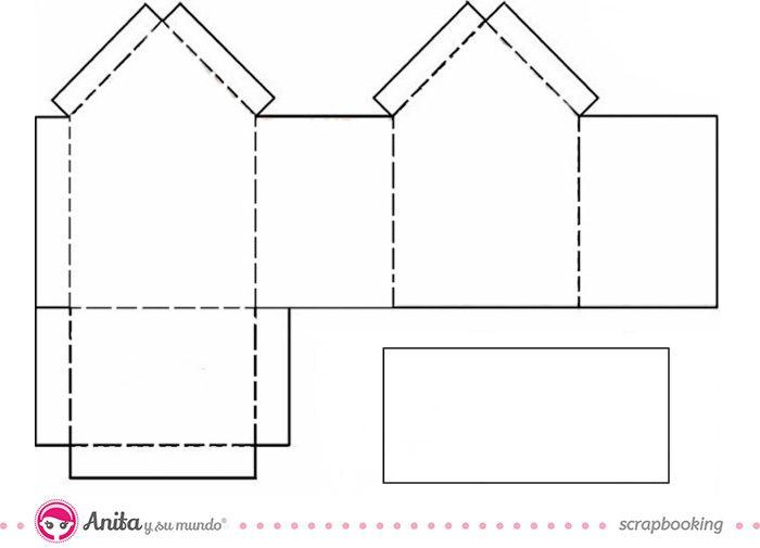 plantilla calendario de adviento | PLANTILLAS ( scrap) | Pinterest ...