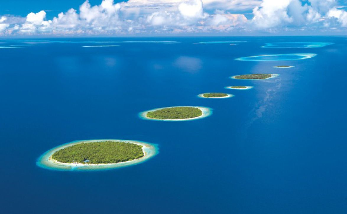 Baa Atoll | Maldives | 100 Places to Remember Before they Disappear